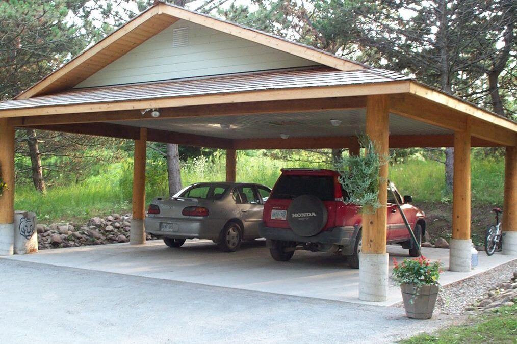 Selecting the best carport builders in your area